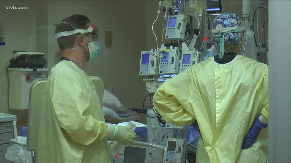 State health care leaders expect the number of COVID cases to continue to rise