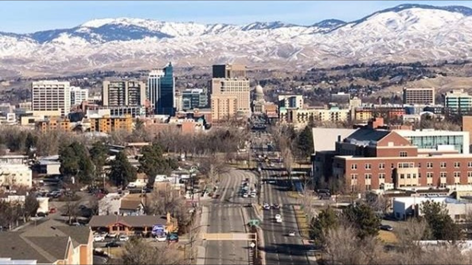 This Winter Will End As One Of The Warmest On Record For Boise