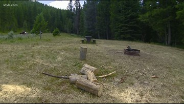 Investigator: Cadaver dogs alert on human remains at campground where DeOrr Kunz Jr. disappeared