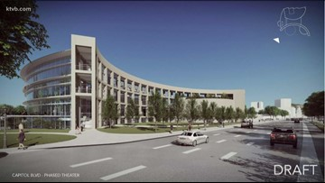 Propositions to hold vote on Boise library, stadium projects pass