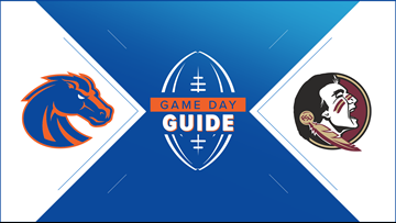 GAME DAY GUIDE: Boise State vs. Florida State