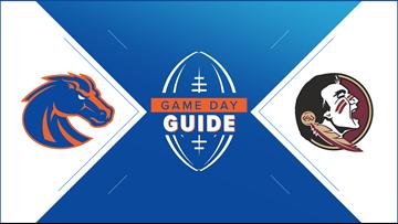 GAME DAY GUIDE: Boise State vs  Florida State | ktvb com