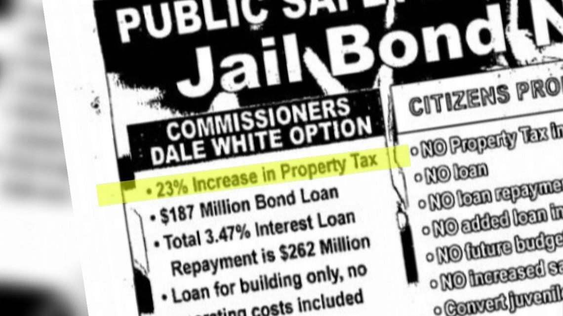 VERIFY: No, the County County jail bond won't raise property taxes by 23 percent