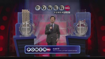 Powerball drawing for Saturday, March 2