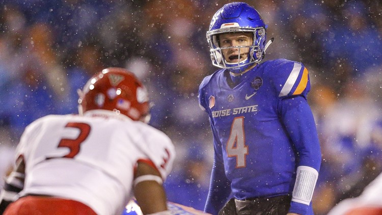 competitive price 8372a 4f85f Boise State football: Brett Rypien's sufficient funds | ktvb.com
