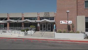Mayor: Boise library project now on hold