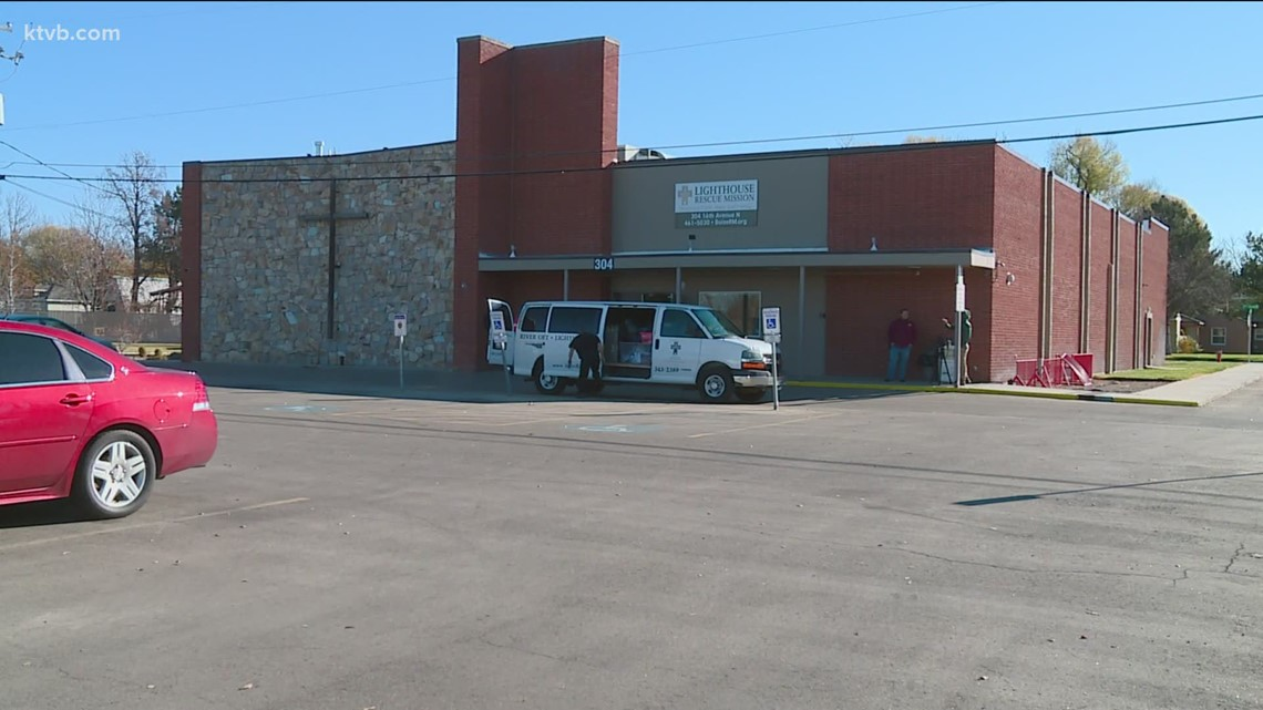 Boise Rescue Mission struggling to staff shelters