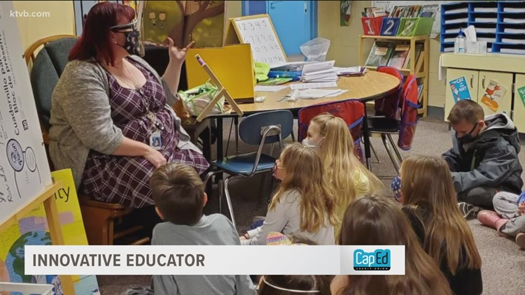 Innovative Educator: Meeting students' emotional needs through books