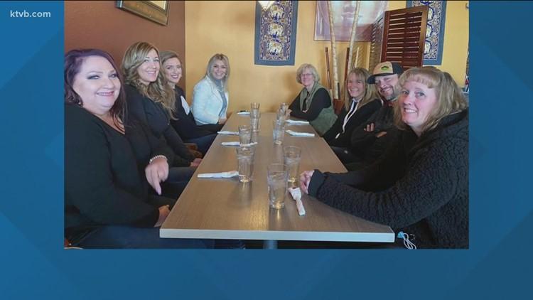 7's HERO: Generous group of Idahoans pools money to tip servers big at local restaurants