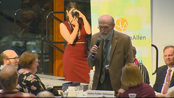 Idaho political scholar Dr. Jim Weatherby honored for contributions to civic engagement
