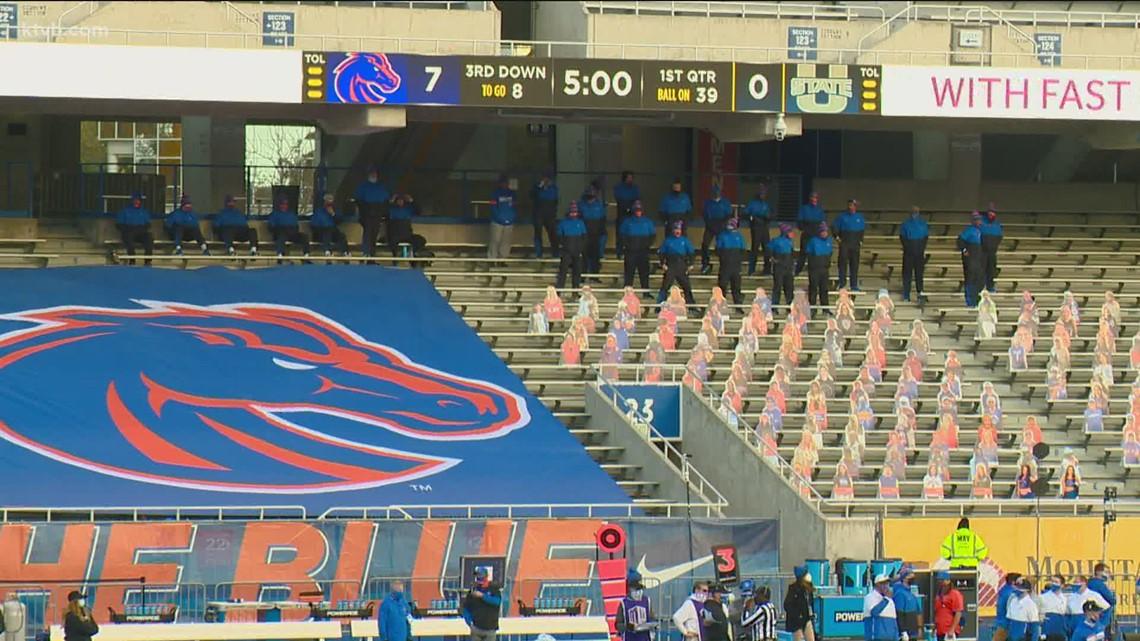Boise State announces the return of full stadium capacity for Bronco football