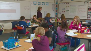 Boise teacher pushes students to talk out their ideas
