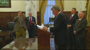 Governor reflects on 2018 legislative session