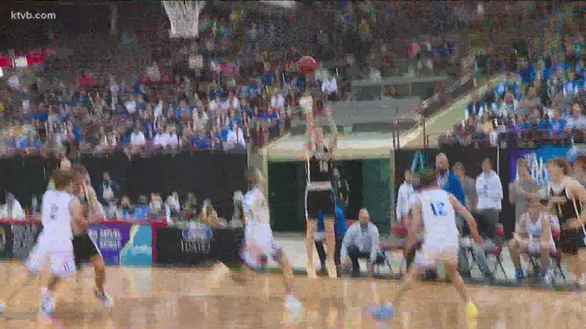Middleton defeats Preston in 4A high school basketball state championship
