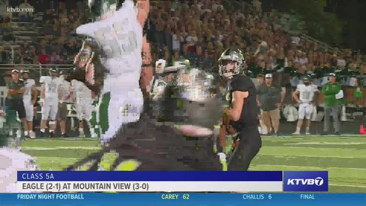 Friday Night Football: Eagle and Mountain View battle in week 4