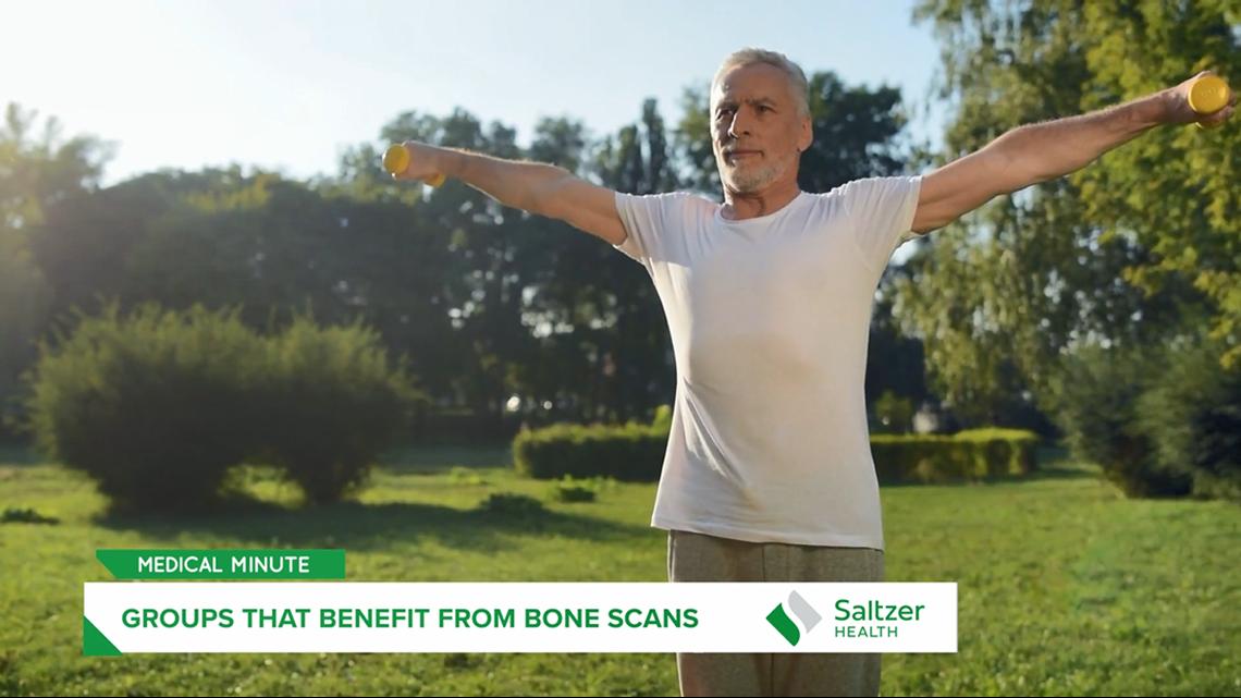 Medical Minute: Benefits of a bone density scan