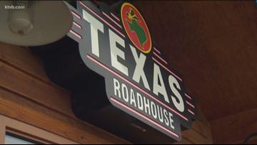 Where's Larry? Texas Roadhouse, Nampa