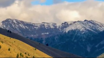 Sun Valley gets its first snowfall of the season