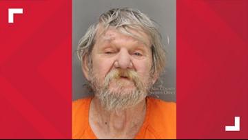 70-year-old man arrested for firing a gun inside a home