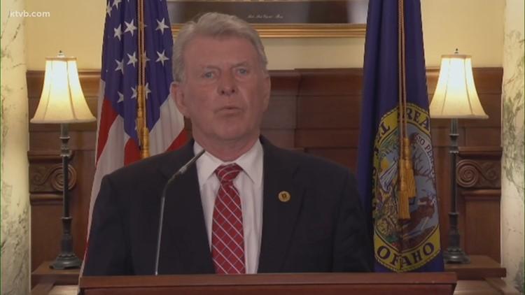 Former Idaho Gov. Otter explains why vetoed bills would impact 'all future Idaho governors'
