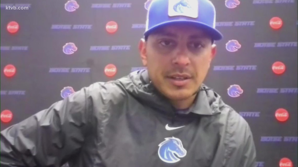 Boise State head coach Andy Avalos reiterates need for Broncos to improve consistency