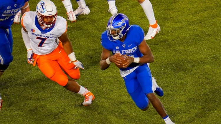 Boise State football: 'You can only hope to contain it'