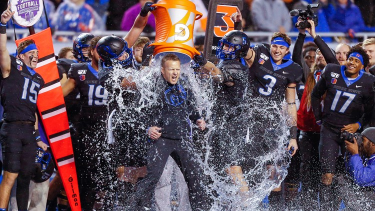 'Things need to change and it needs to happen now': Bryan Harsin says Boise State needs to keep Bronco football growing