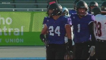 High school football: Idaho 5A, 4A, 3A championships
