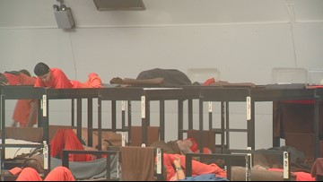 See inside the overcrowded Canyon County Jail