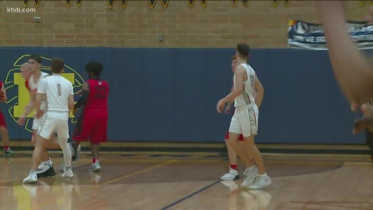 2A Boys State Basketball Semifinals: Fruitland vs. Kimberly