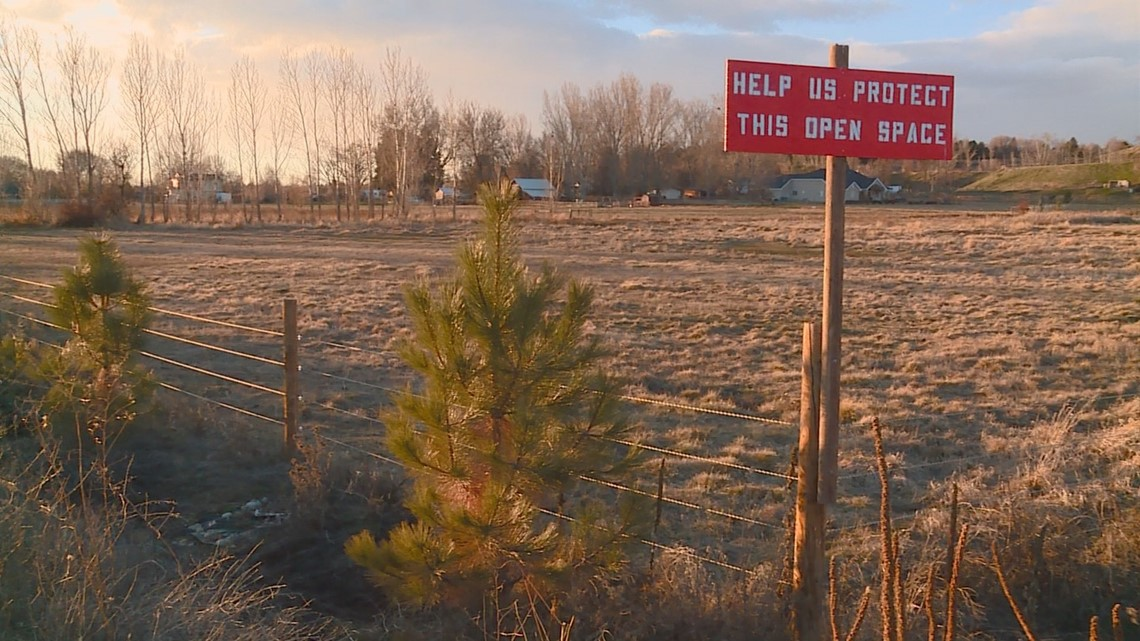 Residents concerned about proposed housing development on Hill Road