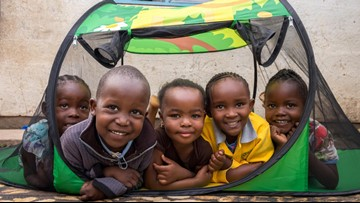 Nampa nonprofit designs product to protect children from malaria