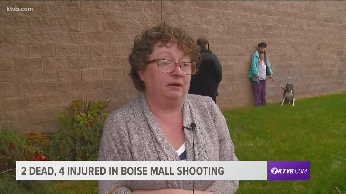 Witnesses of mall shooting: 'This doesn't happen in Idaho'