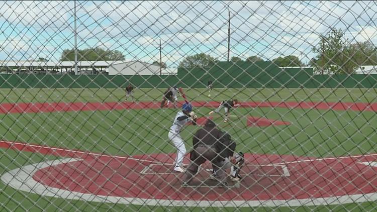Boys State Baseball highlights - Timberline vs. Kuna