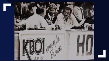 Legendary voice of Boise State athletics, Paul J Schneider, to retire