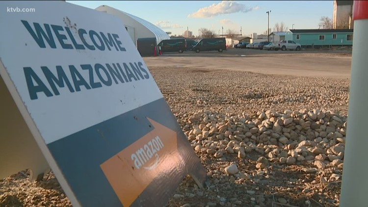 Amazon cited for workplace safety violations in Idaho