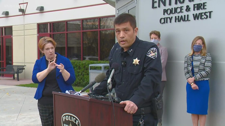 BPD Chief: Boise mall shooting suspect was known to police