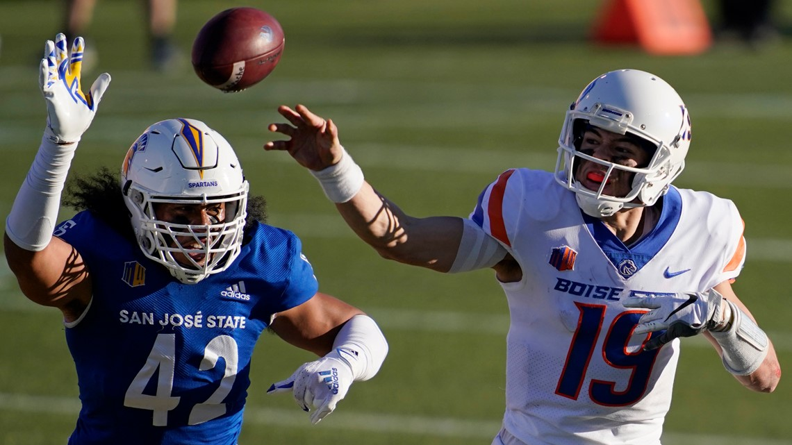 Boise State loses 20-34 to San Jose State in the Mountain West Championship