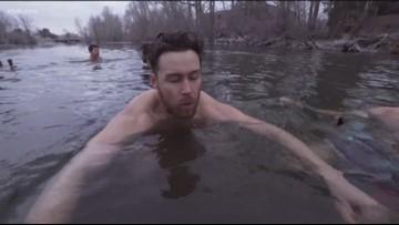 Idaho Life: The frigid faithful of the Boise River
