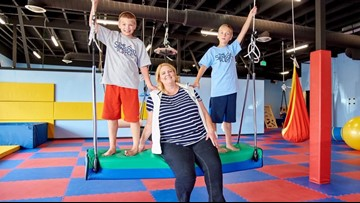 7's Hero: Treasure Valley mom opens a gym for kids with special needs and their families
