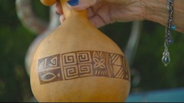 You Can Grow It: How to use gourds for decorative art