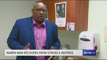 7's Hero: Nampa author and motivational speaker continues to inspire after suffering a massive stroke