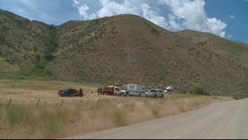 Paraglider dies in Horseshoe Bend crash   ktvb com