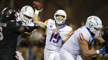 Boise State football: All-MW QB—a two-horse race?