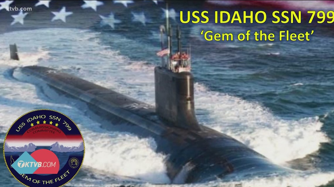 Construction continues on USS IDAHO, Navy's most advanced nuclear attack submarine