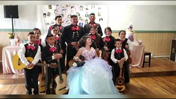 Boise teenager with special needs celebrates her dream Quinceanera thanks to community donations