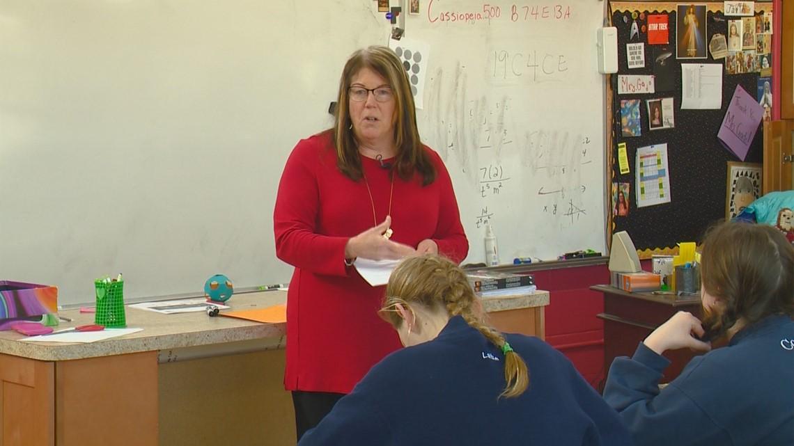 Innovative Educator: Boise teacher helps students predict the future