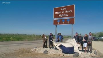 Idaho's Medal of Honor Highway