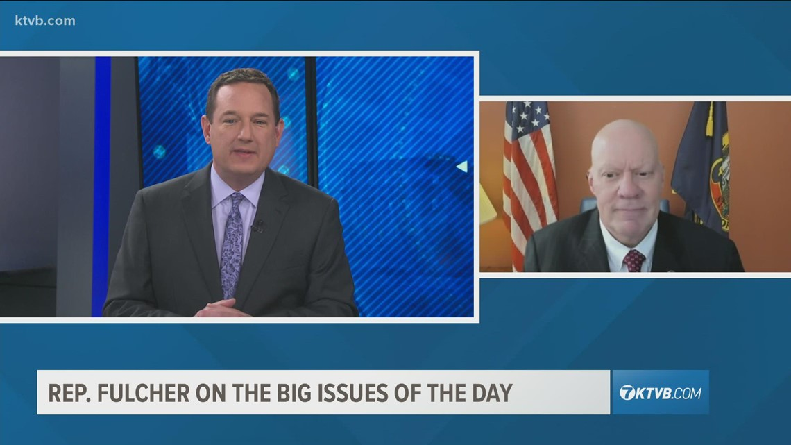 Viewpoint: U.S. Rep. Russ Fulcher gives his viewpoint on the big issues of the day