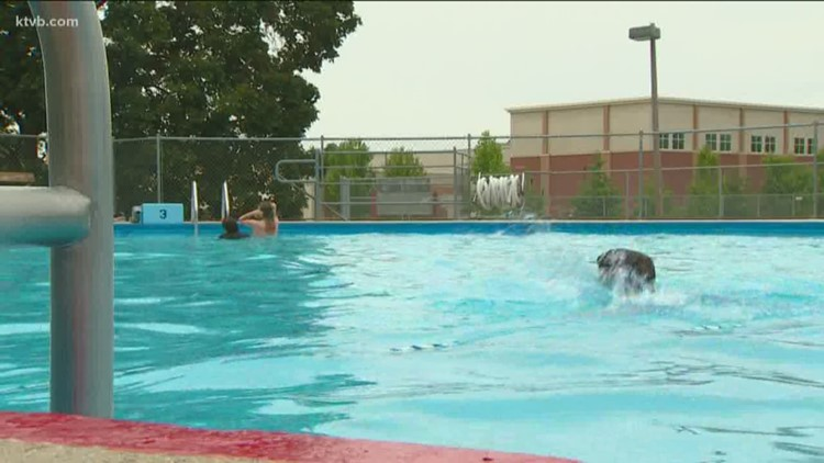 Boise city pools open Friday, with restrictions